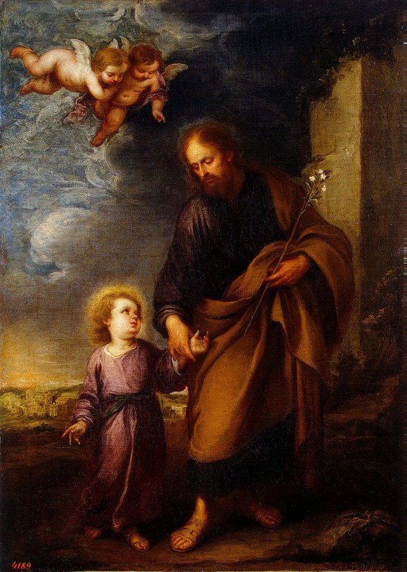 Murillo_Bartolome_Esteban-ZZZ-St_Joseph_Leading_the_Christ_Child