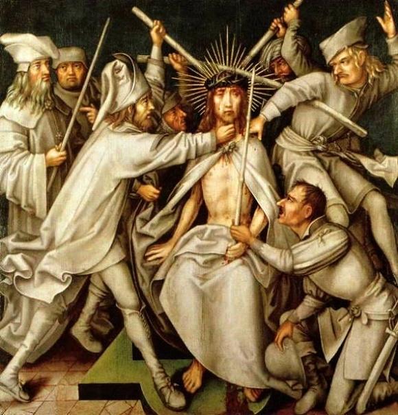 Hans_Holbein_Elder_Scourging_Christ
